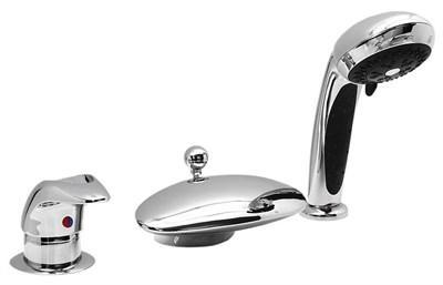Встроенный смеситель Vega Ниагара на борт ванны - фото 10119