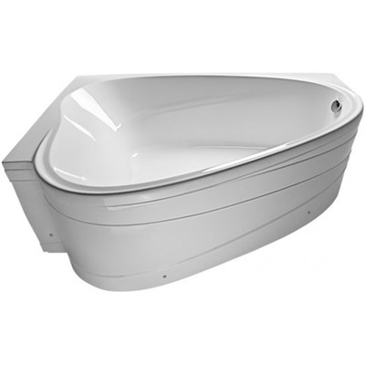 Акриловая ванна 1MarKa Love 185х135 - фото 4819