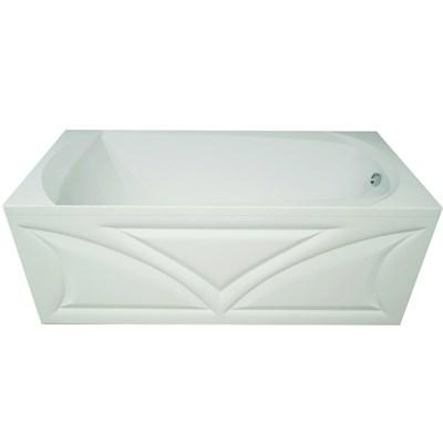 Акриловая ванна 1MarKa Elegance 130x70 - фото 4989