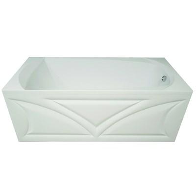 Акриловая ванна 1MarKa Elegance 140x70 - фото 4992