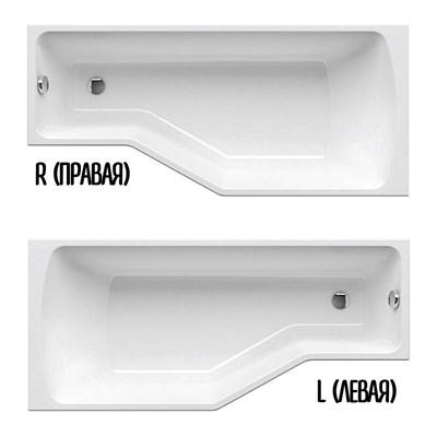 Акриловая ванна 1MarKa Convey 150х75 - фото 5027