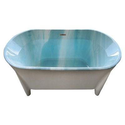 Акриловая ванна BelBagno BB40 170*80 MARINE - фото 5400