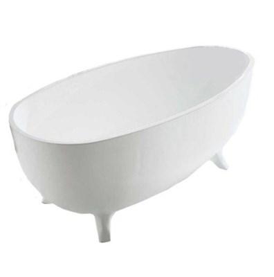 Акриловая ванна BelBagno BB42 170*85 PERL - фото 5403