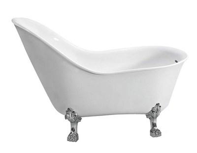 Акриловая ванна BelBagno BB08 147*78 CRM - фото 5425
