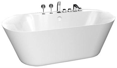 Акриловая ванна BelBagno BB14-K 178*84 - фото 5451