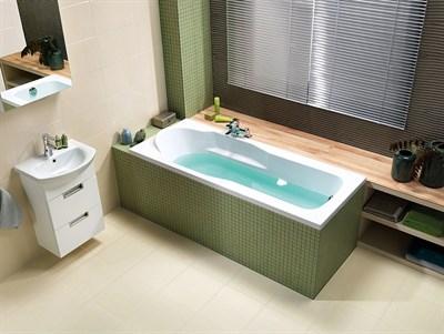 Акриловая ванна Cersanit Santana 170*70 - фото 5508