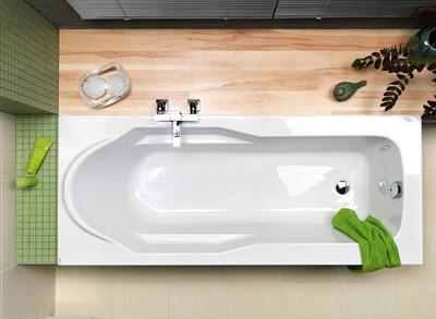 Акриловая ванна Cersanit Santana 170*70 - фото 5509