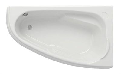 Акриловая ванна Cersanit Joanna 160*95 правая - фото 5522