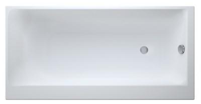 Акриловая ванна Cersanit Smart 170*80 левая - фото 5546