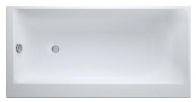 Акриловая ванна Cersanit Smart 170*80 правая - фото 5549