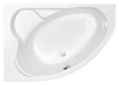 Акриловая ванна Cersanit Kaliope 153*100 левая - фото 5576