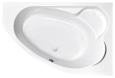 Акриловая ванна Cersanit Kaliope 170*110 правая - фото 5582