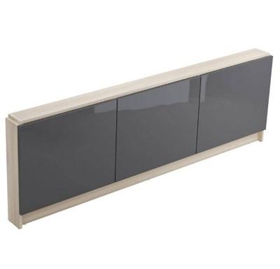 Модуль фронтальный для ванны Cersanit Smart 170 серый, B-PM-SMART170Gr - фото 5636