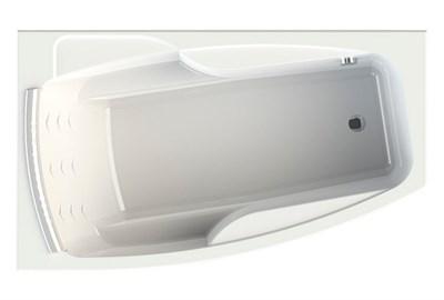 Акриловая ванна Радомир Аризона 170*100 левая - фото 5818