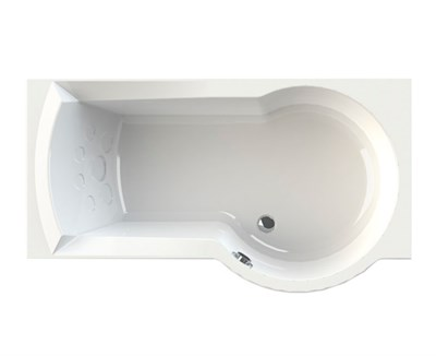 Акриловая ванна Радомир Валенсия 170*95 правая - фото 6031