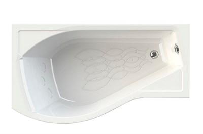 Акриловая ванна Vannesa by Radomir Миранда L 168*95 - фото 6091