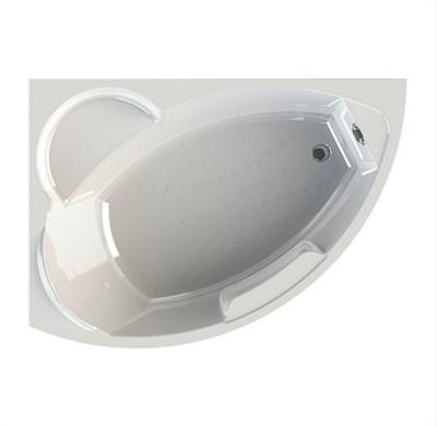 Акриловая ванна Vannesa by Radomir Алари L 168*120 - фото 6103