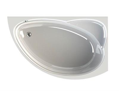 Акриловая ванна Vannesa by Radomir Модерна R 160*100 - фото 6159