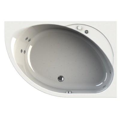 Акриловая ванна Vannesa by Radomir Мелани R 140*95 с гидромассажем Wachter - фото 6205