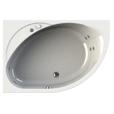 Акриловая ванна annesa by Radomir Мелани L140*95 с гидромассажем Wachter - фото 6208