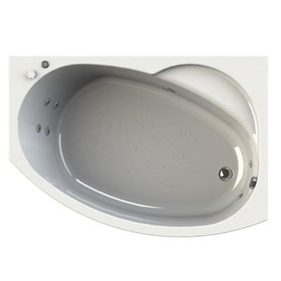 Акриловая ванна Vannesa by Radomir Монти R 150*105 с гидромассажем Wachter - фото 6217