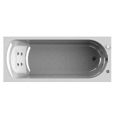 Акриловая ванна Vannesa by Radomir Кэти 168*75 с гидромассажем Wachter - фото 6277
