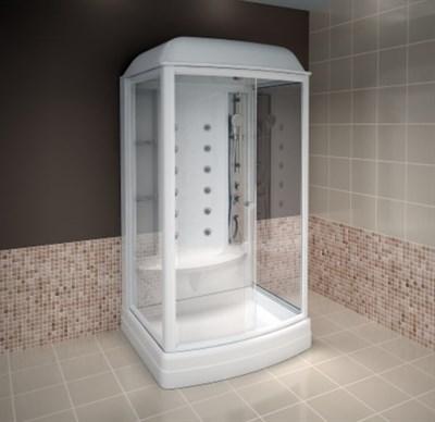 Душевая кабина Радомир Диана 1 с баней - фото 6518