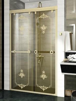 Душевая дверь Радомир 120 Bronze - фото 6853