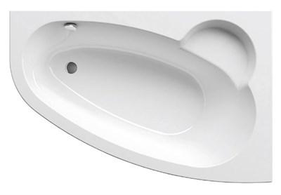 Акриловая ванна Ravak Asymmetric 150*100 R - фото 7223