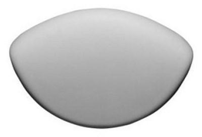 Подголовник для ванны Ravak Rosa II серый - фото 7303