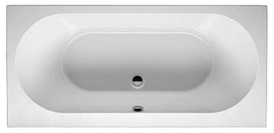 Акриловая ванна Riho  Carolina 180*80 - фото 7509