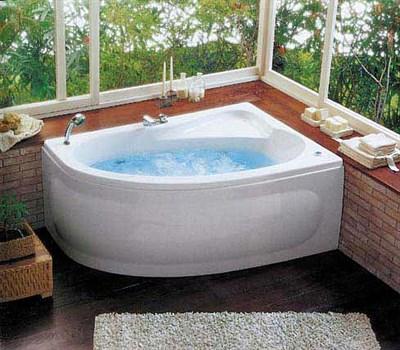Акриловая ванна Riho Lyra 140*90 L - фото 7543
