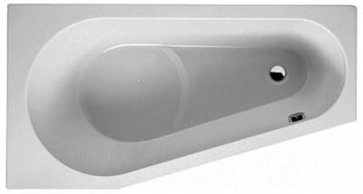 Акриловая ванна Riho Delta 150*80 R - фото 7565
