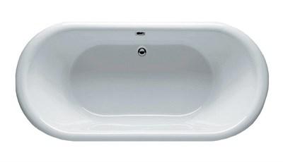 Акриловая ванна Riho Dua 180*86 белая панель - фото 7603