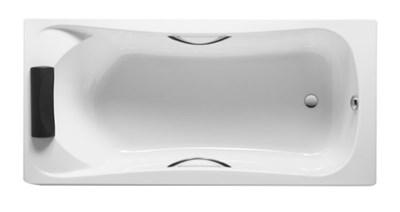 Акриловая ванна Roca BeCool ZRU9302782 180*80 - фото 7683