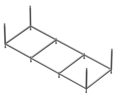 Монтажный набор для а/в Roca Sureste 150 ZRU9302779 - фото 7756