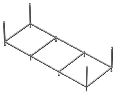 Монтажный набор для а/в Roca Easy ZRU9302900 170*75 - фото 7790