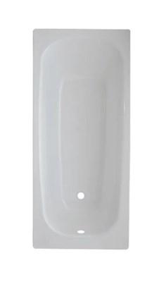 Стальная ванна BLB Universal 160*70 - фото 8012