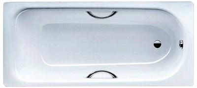 Стальная ванна Kaldewei Saniform Plus Star 334 с ручками (170*73) - фото 8071