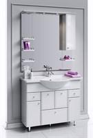 Мебель для ванны  Aqwella Барселона Люкс 100 с б/к