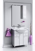 Мебель для ванны  Aqwella Барселона Люкс 85 с б/к