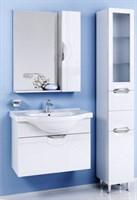 Мебель для ванны  Aqwella Н-Лайн 75