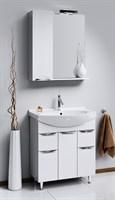 Мебель для ванны  Aqwella Лайн 85