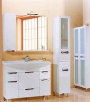 Мебель для ванны Aqwella Лайн 105