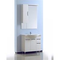 Мебель для ванны Aqwella Эколайн 85