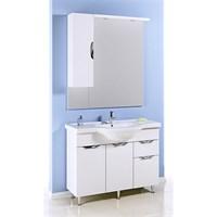 Мебель для ванны Aqwella Эколайн 105