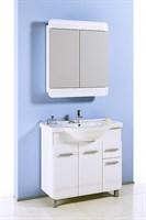 Мебель для ванны  Aqwella Корсика 85