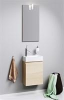 Мебель для ванны Aqwella Леон-MP 40 дуб сонома