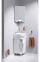 Мебель для ванны  Aqwella Дельта 45  угловая