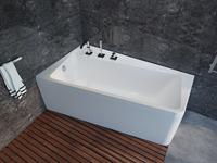 Акриловая ванна 1Marka DIRECT 170х100